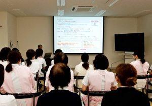 医薬品安全使用の研修会